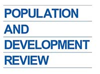 Academic Journal: Population and Development Review